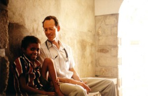Paul Farmer, founder of Partners in Health