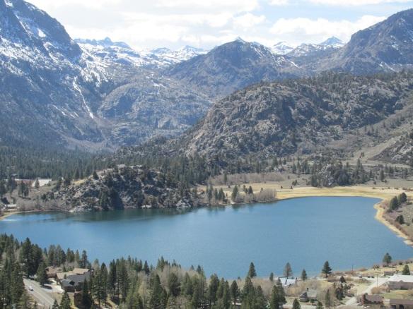 Like a mini Lake Tahoe!