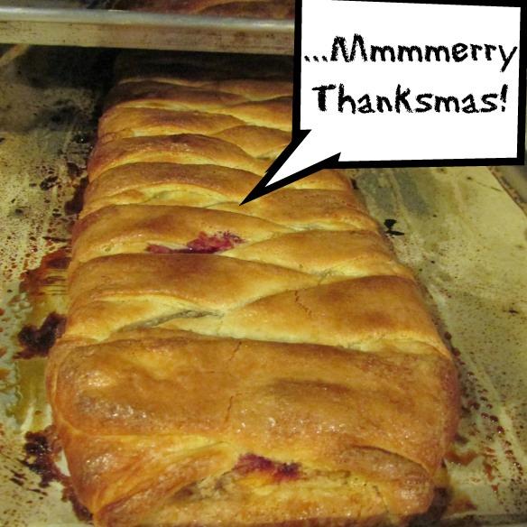 Christmas Danish, baby.